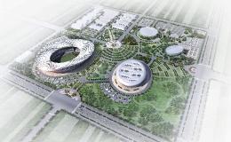 Mudanjiang Sports Park