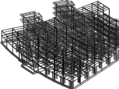 CEII Structure (Revit)