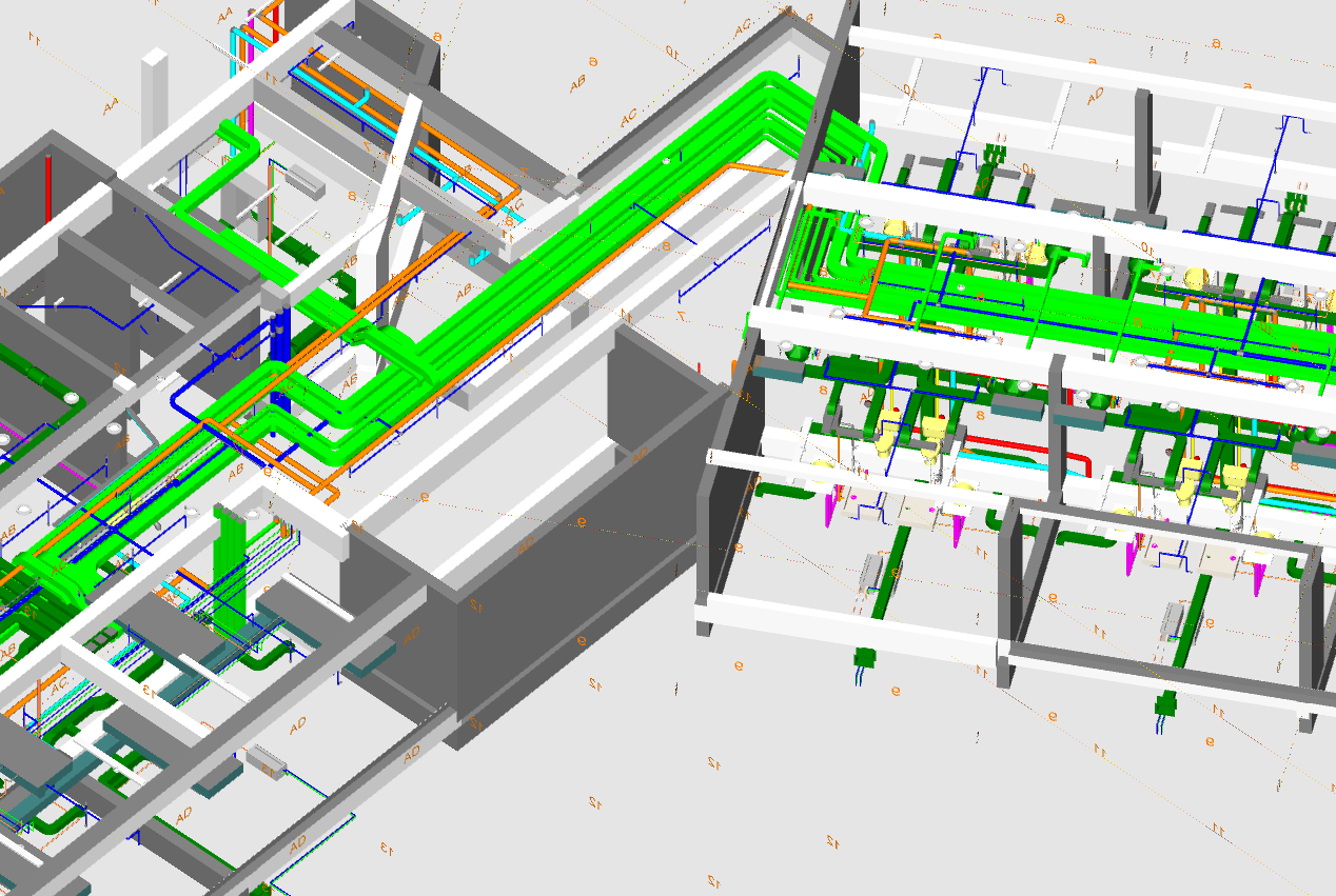 BIM Course for Local MEP Practice